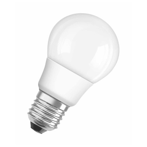 LED.SIJ.5,5W E27 230V VALUE CL A40 2700K 470LM MLECNA OSRAM