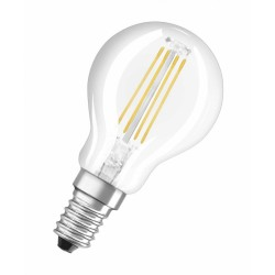 LED SIJ.4W E14 230V 2700K FIL VALUECLP40 OSRAM